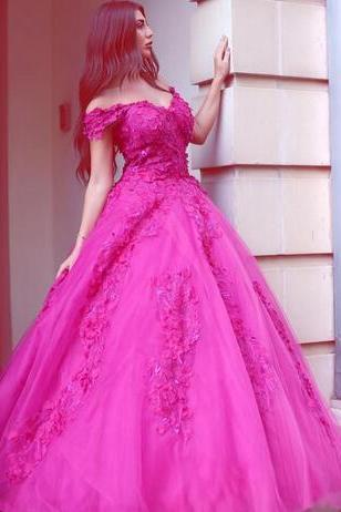 Peach Red Prom Dress, Puffy Quinceanera Dresses,Sweetheart Neckline Prom Dresses,Floor Length Prom Dress,Ball Gown Evening Dress with Straps